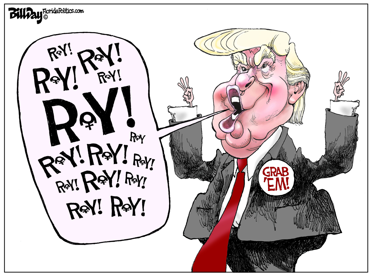 Bill Day / Cagle Cartoons