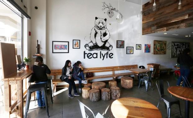 7 eclectic Bay Area tea houses