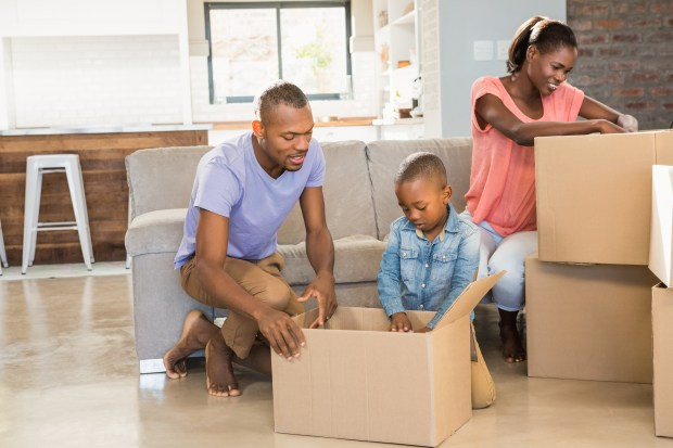 When it comes to moving with kids, their experience can be eased by how their parents approach it.