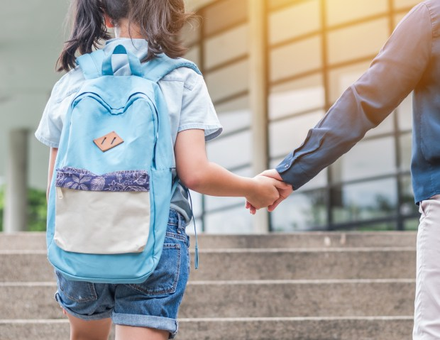 Whether a child is able to enroll at the beginning of the school year or has to adapt midyear, Dr. Olaf Jorgenson, head of school at the private Almaden Country Day School in San Jose, says that parents can help ease the transition.