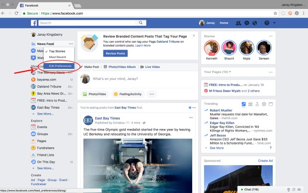 Facebook is changing  Here's how to keep local stories in