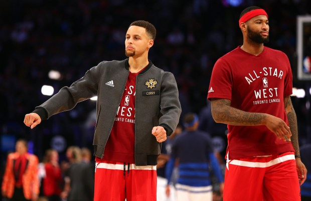 Signing DeMarcus Cousins proved that the Warriors are really ... e1622469a
