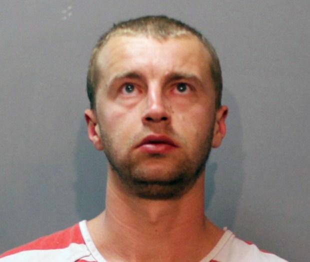 Tosten Walsh-Lommen. (Pennington County Sheriff's Office via AP)