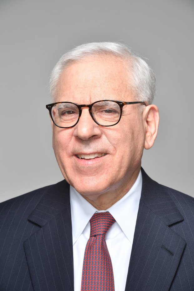 David Rubenstein now owns five of the rare Declaration of Independencecopies made by William Stone. MUST CREDIT: Washington Post photo by Marvin ))) Joseph