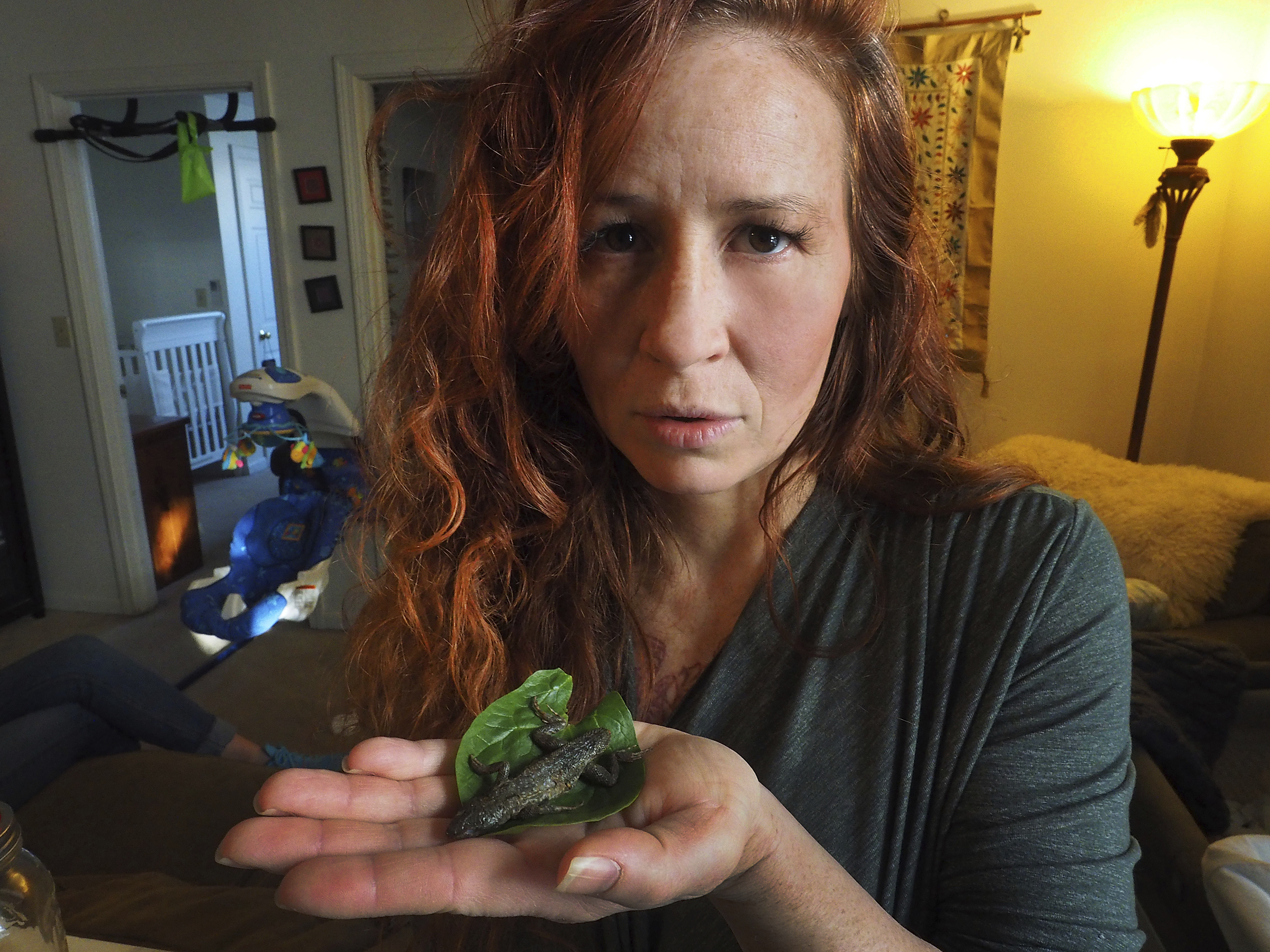 Woman traumatised by what she found in her salad