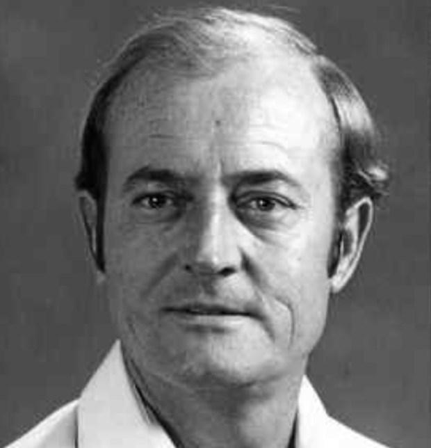 Rich McDonald in 1979. (Courtesy of McDonald Pest Control)