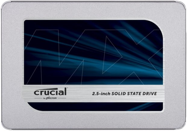 A solid state drive is faster than a traditional hard drive because it has no moving part.
