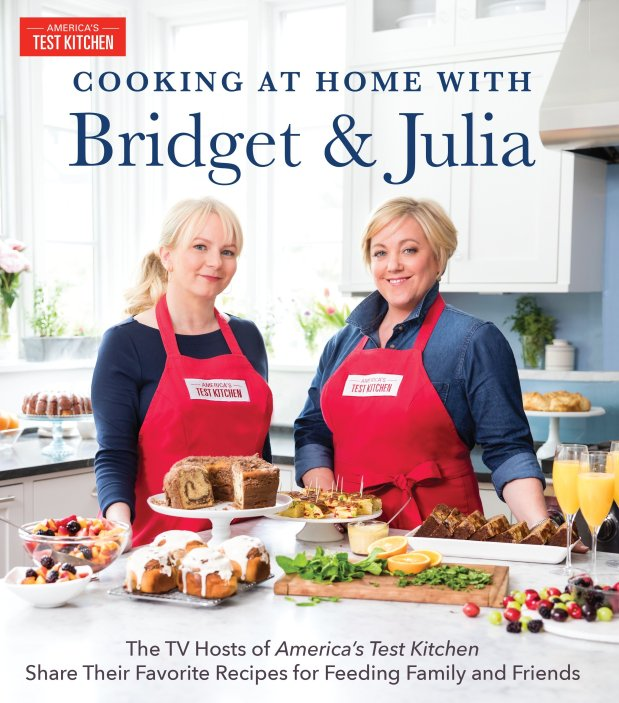 "The new ""Cooking at Home with Bridget & Julia"" hails from the editors ofAmerica's Test Kitchen."