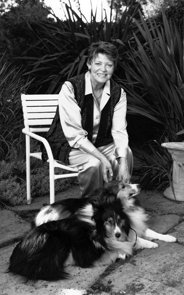 Helen Diller (Courtesy of the Diller family)