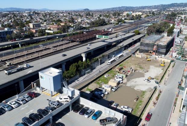 Image result for condos around transit in California