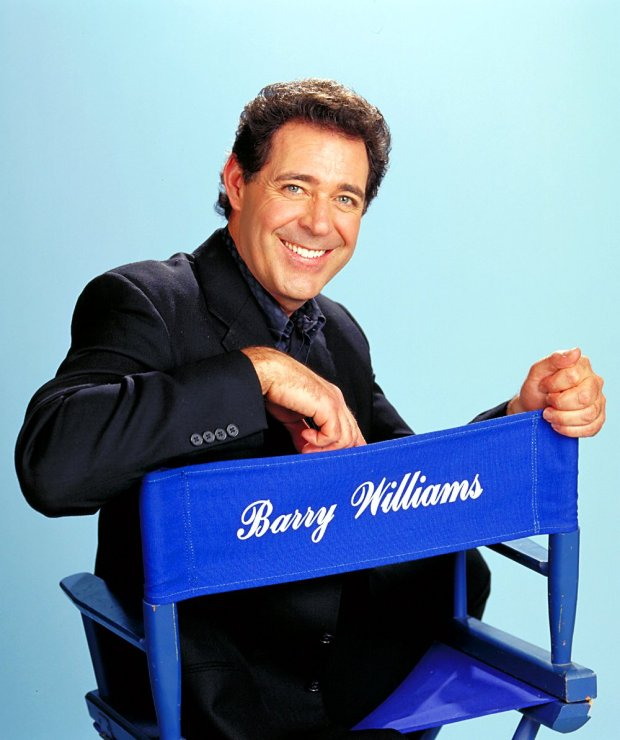 GROWING UP BRADY -- NBC Movie -- Pictured: Barry Williams -- NBC Photo by: Paul Drinkwater