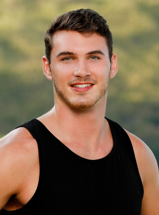 Michael Yerger will be competing on 'Survivor: Ghost Island.' (Robert Voets/CBS)