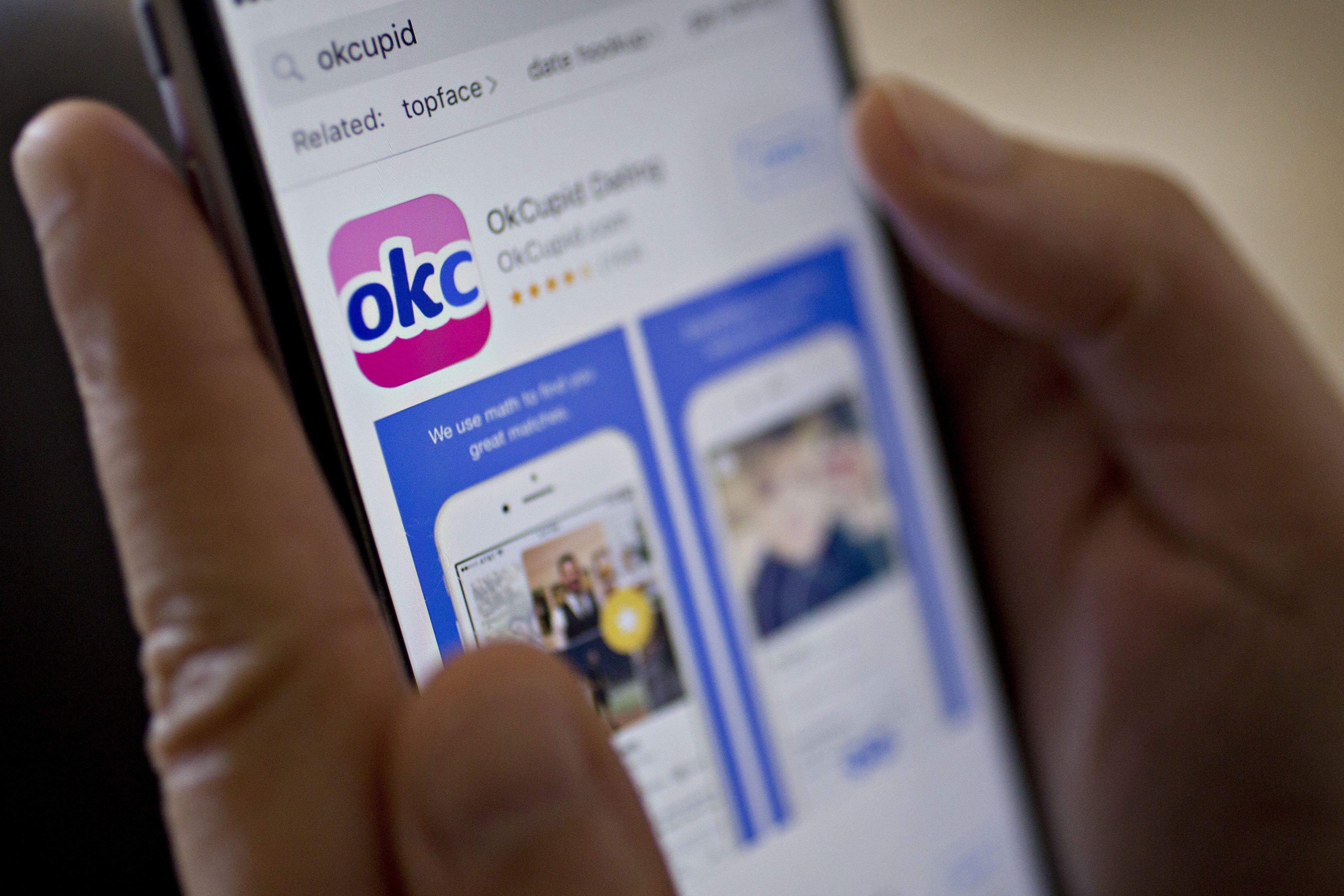 Okc dating app