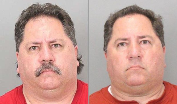 Clinton Pappadakis, Clifford Pappadakis (Courtesy of the San Jose Police Department)