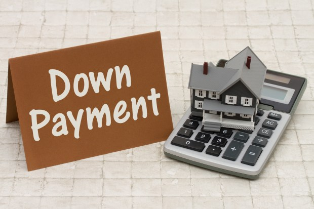 Sponsored saving for a down payment the mercury news for Down payment to build a house