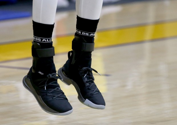 6195aeda6143 Warriors guard Stephen Curry to restock latest Under Armour sneaker