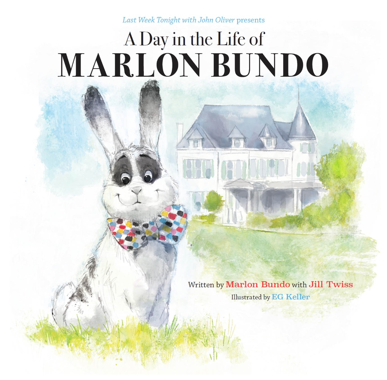 Children's book about Mike Pence's bunny sells out