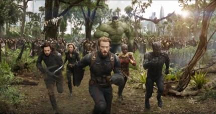 Image result for infinity war trailer wakanda