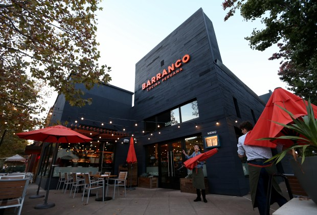 Top 10 Coolest New Alfresco Restaurants In The Sf Bay Area