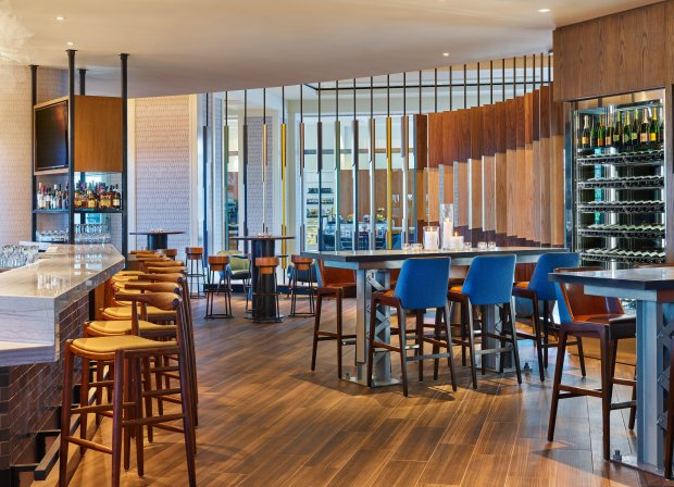 The newly opened Scroll Bar Waterside Kitchen, located inside the PullmanSan Francisco Bay Hotel, will be offering a lavish Easter Brunch on April 1 from 11 a.m.-2:30 p.m.