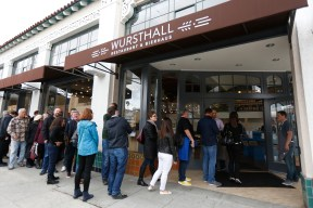 Image result for wursthall restaurant in san mateo