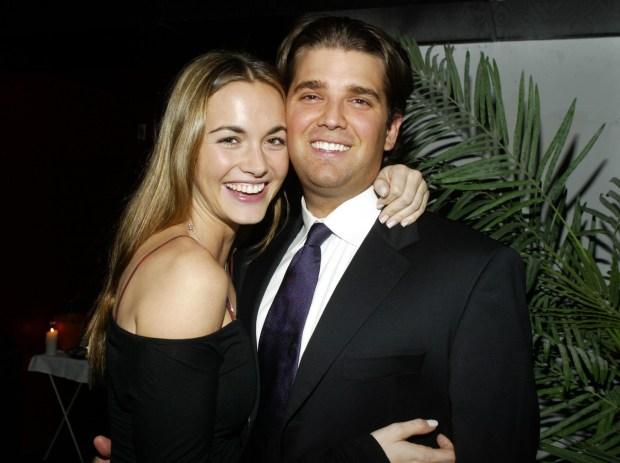 fox news anchor dating trumps son