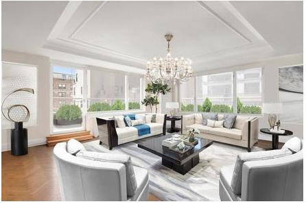 Vanessa Trump purchased this Fifth Avenue condominium for $6.4 million in September (CarolStaab.com)