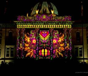 Magic Lantern 3-D show series will be held on tuesdays through November inRedwood City
