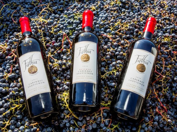 Fathia Vineyards is known for its estate-grown cabernets. (Fathia Vineyards)