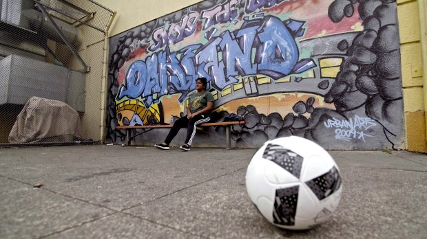 "Courtesy of CAAMFest""Futoblistas 4 Life"" tells a true Oakland story about a determined soccer coach and two of her players who are grappling with timely issues affecting immigrant families."
