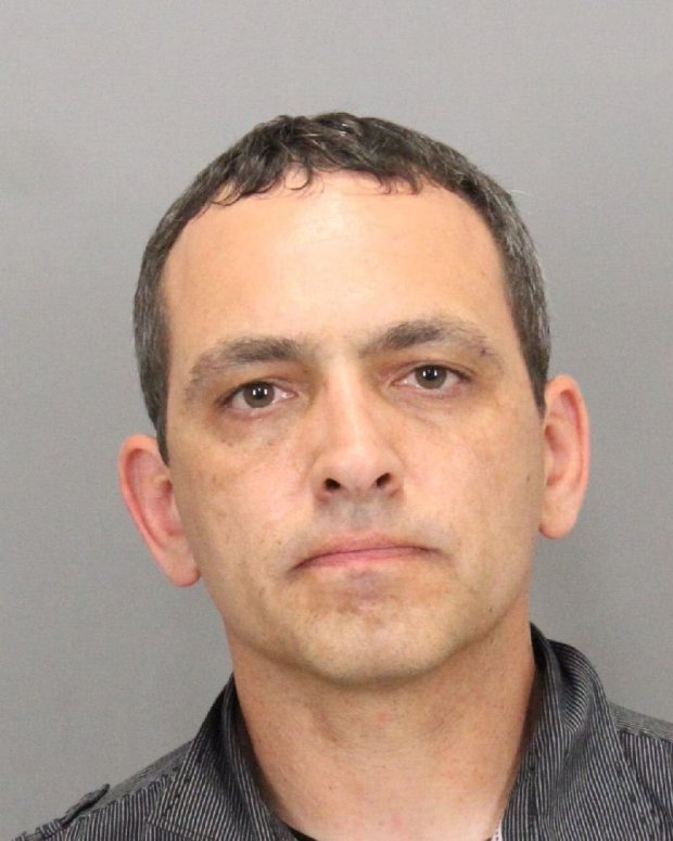 Christopher Kaldy, pictured above, a Milpitas High School teacher alreadycharged with misdemeanor sexual battery, is now facing new allegations he sexually assaulted a student. (Photo courtesy Milpitas Police Departement)