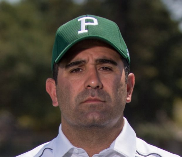 Ken Perrotti is in his first academic year as Los Gatos High's athleticdirector after a stint at Palo Alto High. He has been called out by Los Gatos wrestling parents for his role in removing Ricardo Garcia as coach and the presumed hiring of former Gilroy coach Greg Varela as Garcia's successor. (Photo courtesy of Palo Alto High).