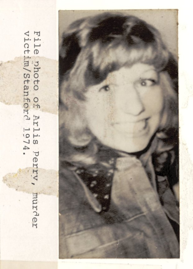 Arlis Perry was murdered inside the Stanford memorial church in 1974. -- SLUG: arlisperry PHOTO DATE: 1974 SCAN DATE: 9/17/2009 CREDIT: Mercury News archives