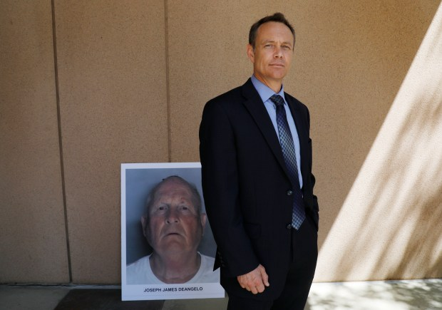 Golden State Killer: The woman instrumental in his capture