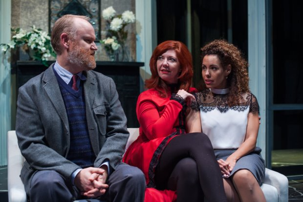 Theater review: Hedda Gabler: An exceptional cast, an enthralling tale