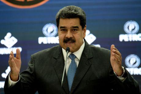 Bildergebnis für Trump Orders Sanctions on Venezuela Gold to Pressure Maduro