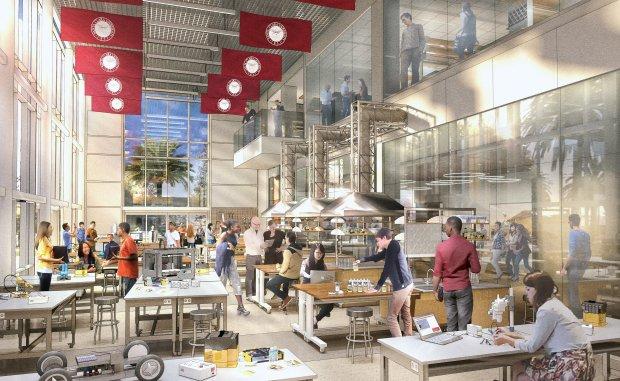 圣克拉拉大学开始执行10亿美元的任务