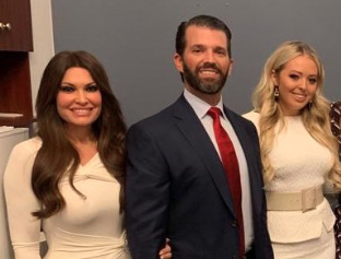 Trump Jr And Guilfoyle Rocky Times Moving To Miami