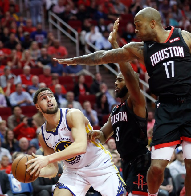 WarriorsHQ: Who Will Dubs Face In First Round Of NBA Playoffs?