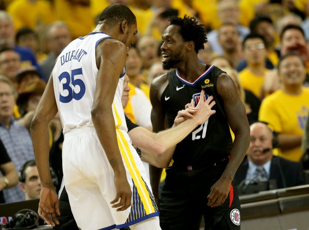 1a7ca3852e4e NBA playoffs  Kevin Durant apologizes for Game 1 ejection
