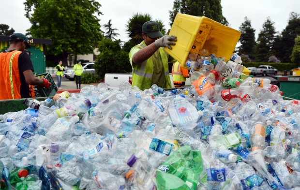 California considering toughest plastic pollution laws in U S