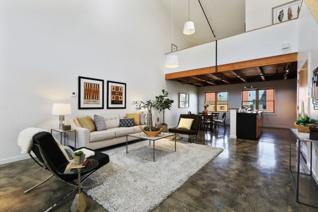 Sponsored: Open loft-style condominium in Waterpark Lofts