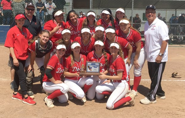 CCS softball: Mitty shuts out St. Francis for Open title