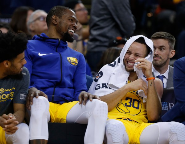 Stephen Curry better than Russell Westbrook says Kevin Durant, who has played with both