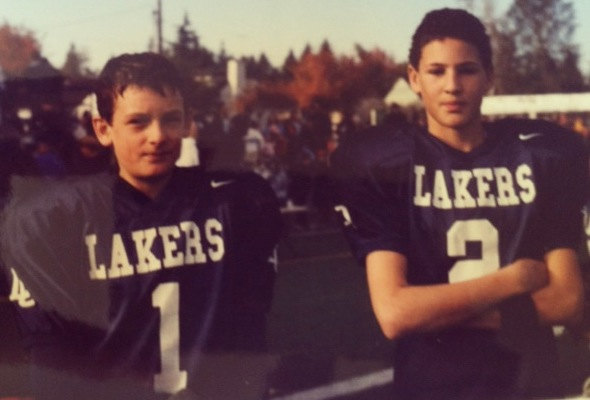 more photos 9004a bafa1 NBA playoffs: Klay Thompson reflects on Portland childhood