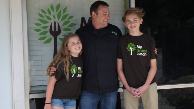 Former Aki's Bakery site now schools Silicon Valley's students on healthy lunches