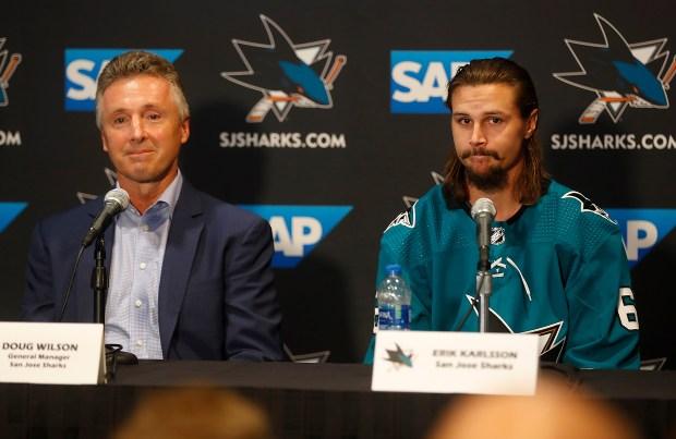 Kurtenbach:Erik Karlsson的大型合同对鲨鱼来说意味着什么