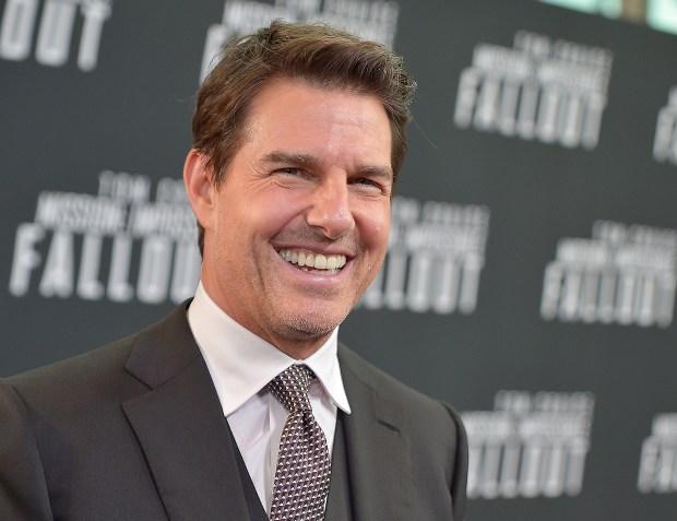 Elisabeth Moss Talks Tom Cruise Scientology Marriage Rumors