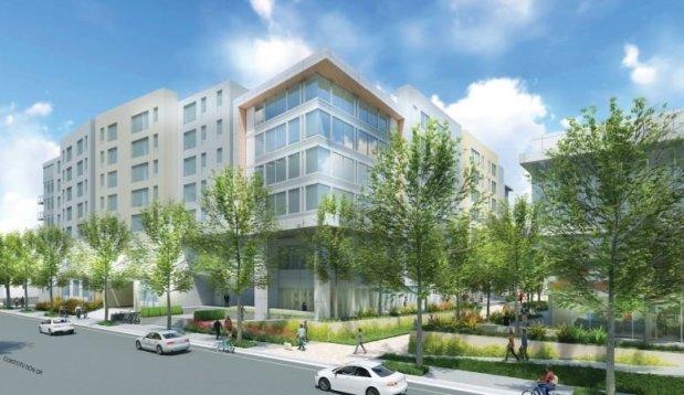 Menlo Park considers Greystar housing, office development