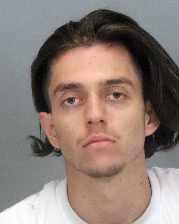 San Jose man arrested in Palo Alto residential burglary